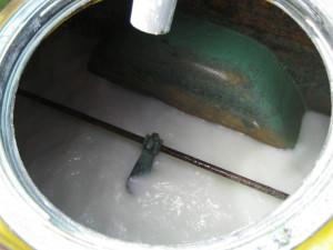 Figura 5. Agitador mecánico